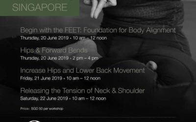 Yin Yoga Workshop Singapore